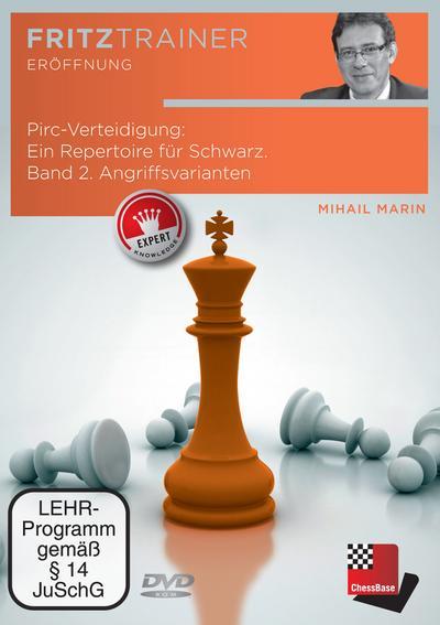 Pirc-Verteidigung: Ein Repertoire für Schwarz. Band 2: Angriffsvarianten