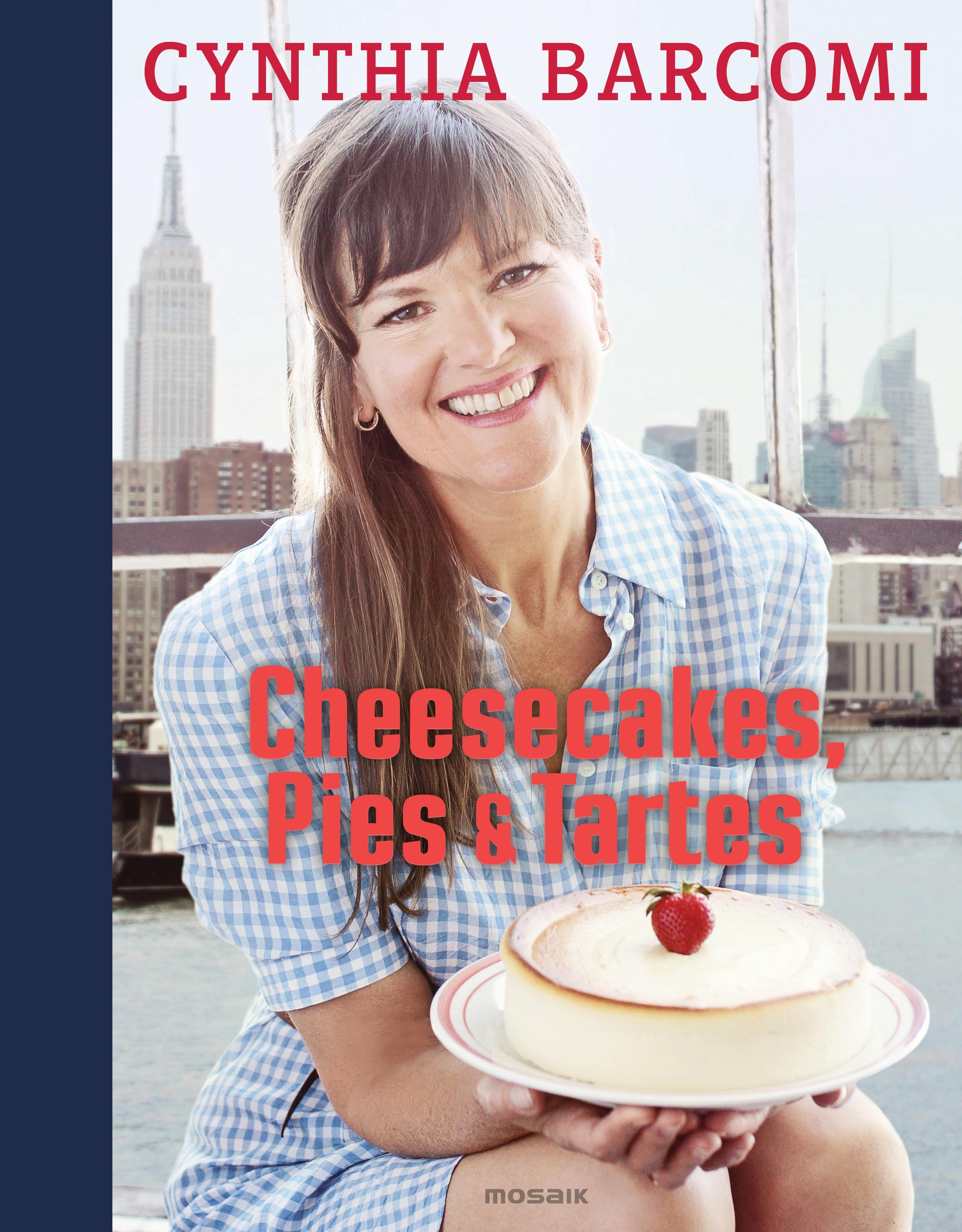 NEU Cheesecakes, Pies & Tartes Cynthia Barcomi 393015