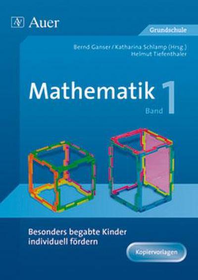 Begabte Kinder individuell fördern, Mathe Band 1