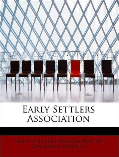 Early Settlers Association