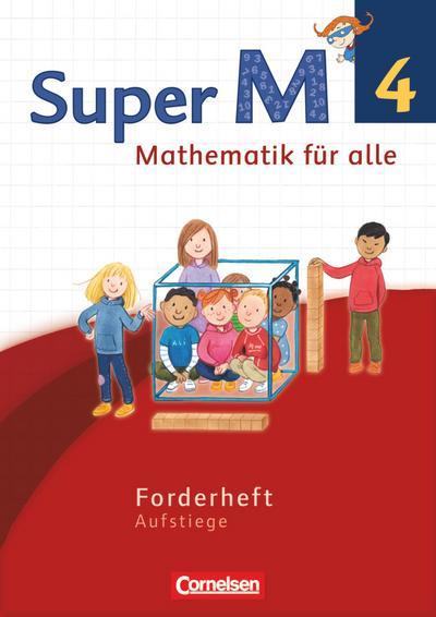 Super M 4. Schuljahr - Westliche Bundesländer - Forderheft