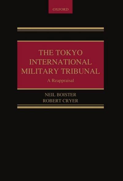 The Tokyo International Military Tribunal