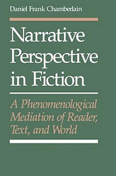 Narrative Perspective in Fiction