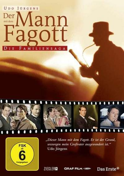 Udo Jürgens: Der Mann mit dem Fagott (1-Disc-Version)