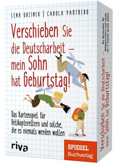 Verschieben Sie die Deutscharbeit, mein Sohn hat Geburtstag! (Spiel)