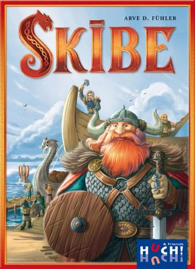 Huch & Friends 879325 - Skibe, Legespiel