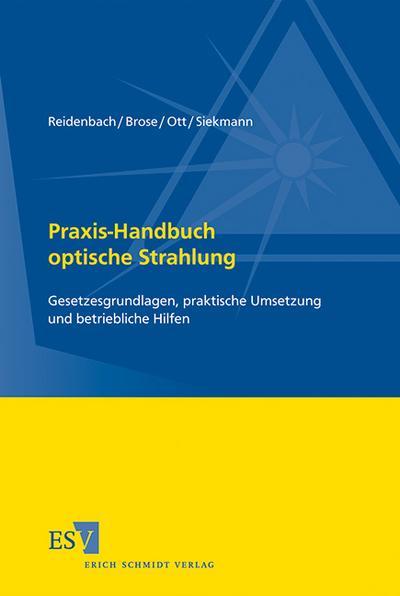 Praxis-Handbuch optische Strahlung