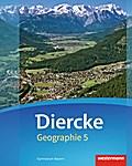 Diercke Geographie 5. Schülerband. Gymnasien. Bayern