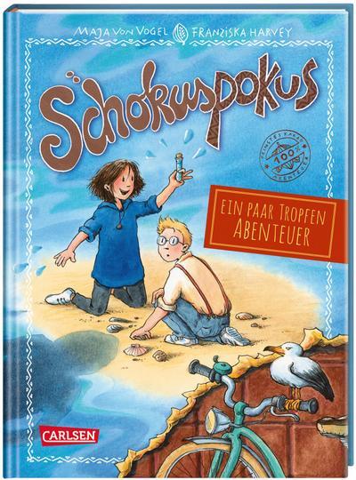 Schokuspokus 5: Ein paar Tropfen Abenteuer