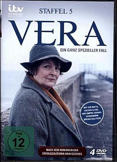 Vera: Ein ganz spezieller Fall - Staffel 5