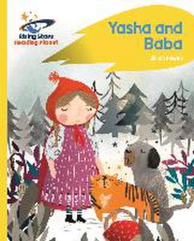 Reading Planet - Yasha and Baba - Yellow: Rocket Phonics