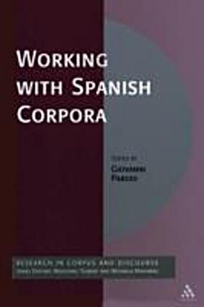 Working with Spanish Corpora