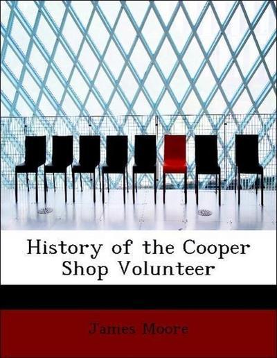 History of the Cooper Shop Volunteer