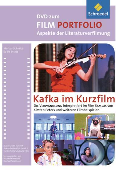 Grundkurs Film. Portfolio: Aspekte der Literaturverfilmung. DVD