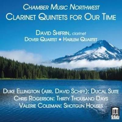 Clarinet Quintets for Our Time