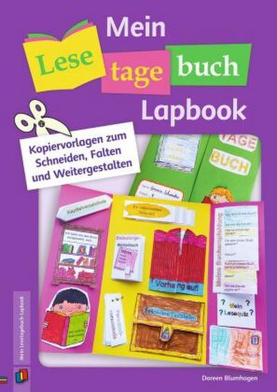 Mein Lesetagebuch-Lapbook