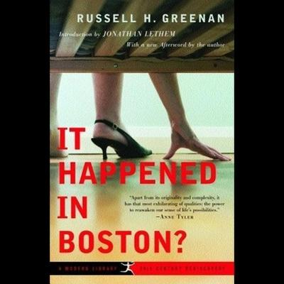 It Happened in Boston?