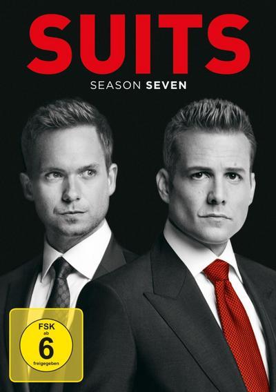 Suits - Season 7 DVD-Box