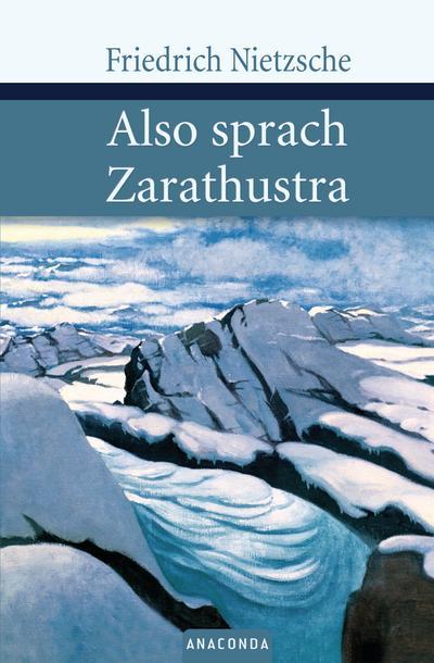 Also sprach Zarathustra (Große Klassiker zum kleinen Preis)