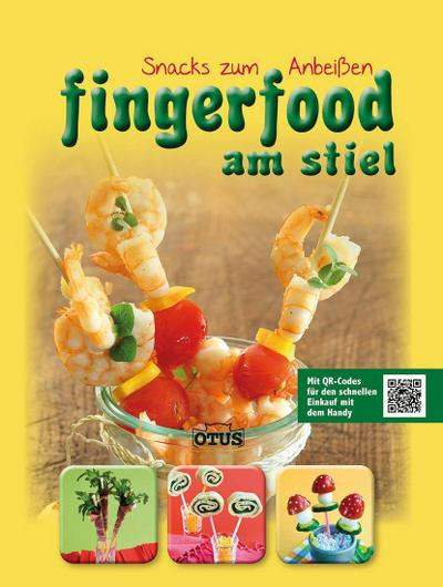 Fingerfood am Stiel: Lollipops zum Anbeißen