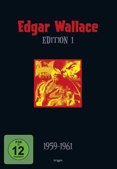 Edgar Wallace Edition Box 1 DVD-Box
