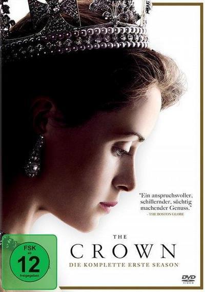 The Crown - Die komplette erste Staffel DVD-Box