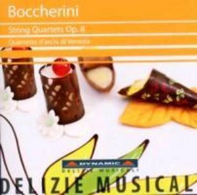Streichquartette op.8