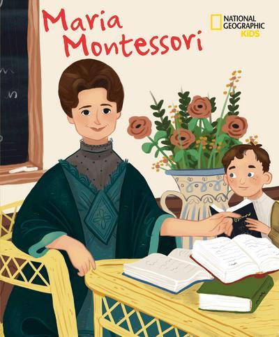 Total genial! Maria Montessori