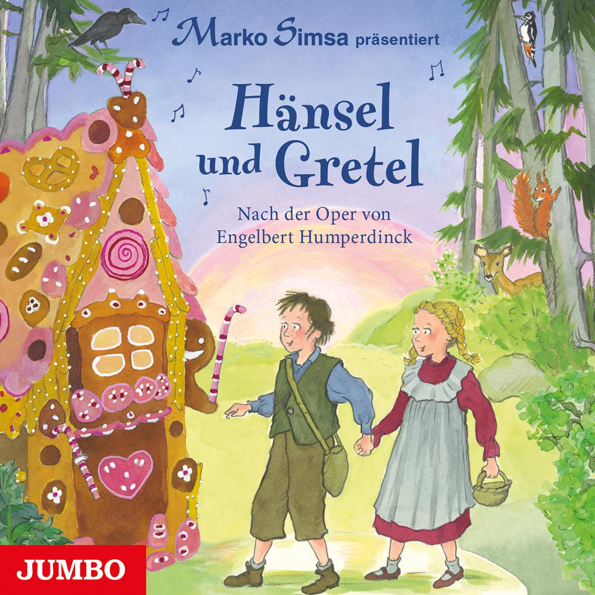 Hänsel und Gretel, Marko Simsa