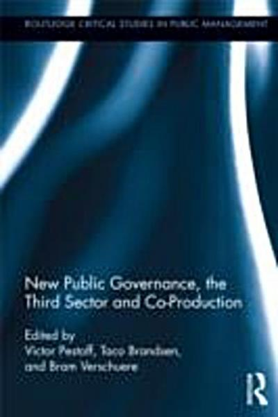 New Public Governance, the Third Sector, and Co-Production