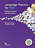 Language Practice for First - Student's Book with MPO and Key
