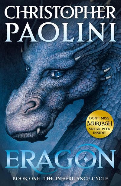 Eragon: Book One (The Inheritance Cycle, Band 1)