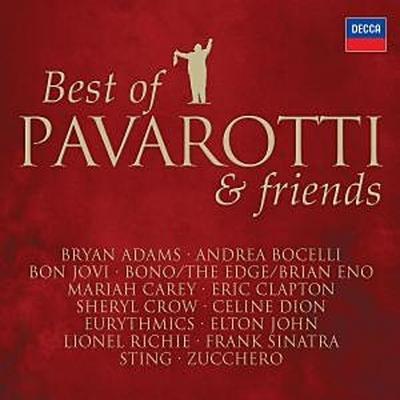 Best of Pavarotti & friends