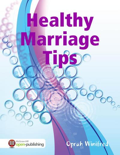 Healthy Marriage Tips