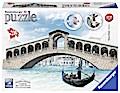 Rialtobrücke. 3D Puzzle 216 Teile
