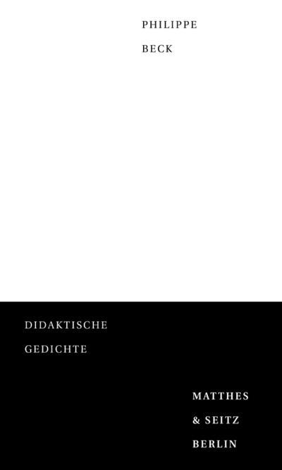 Didaktische Gedichte (Dichtung)