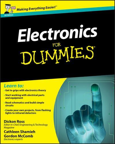 Electronics For Dummies, UK Edition