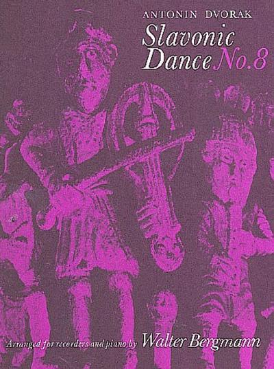 Slavonic Dance No. 8: Score & Parts