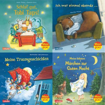 Maxi-Pixi-Serie Nr. 41: Gute Nacht. 4 x 5 Exemplare