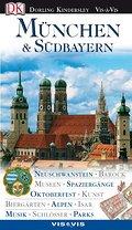 Vis-à-Vis München & Südbayern; Vis à Vis; Deutsch; über 900 farb. Fotos, zahlr. Zeichn., Grundrisspl.