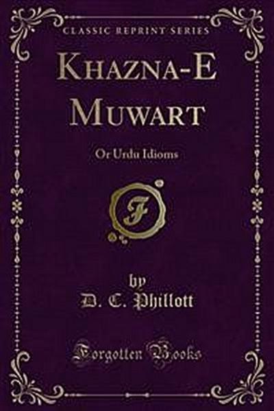 Khazīna-E Muḥāwarāt
