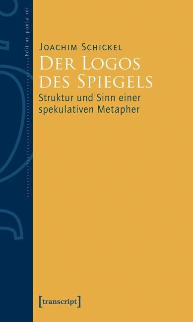 Der Logos des Spiegels Joachim Schickel