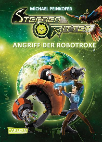 Angriff der Robotroxe