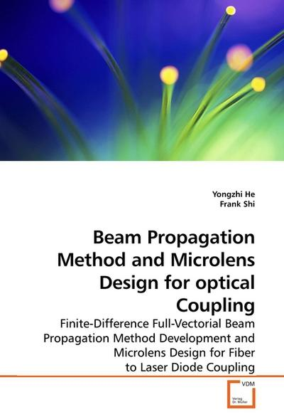 Beam Propagation Method and Microlens Design for optical Coupling