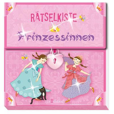 Rätselkiste Prinzessinnen   ; Rätselkiste ; Deutsch