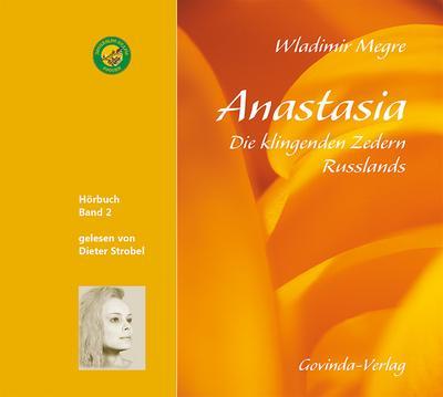 Anastasia, Die klingenden Zedern Russlands (CD): Band 2