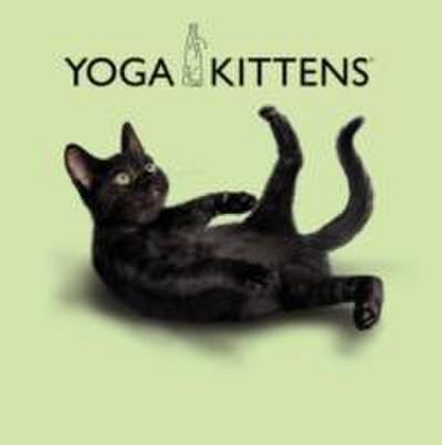 Yoga Kittens: Take Life One Pose at a Time