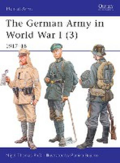 The German Army in World War I