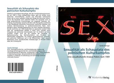 Sexualität als Schauplatz des polnischen Kulturkampfes