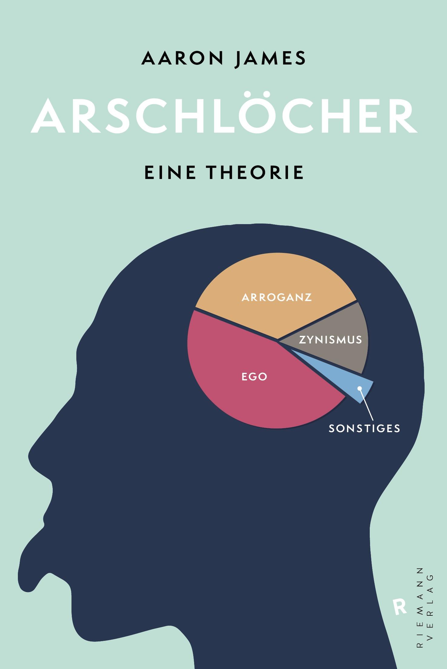 Aaron James ~ Arschlöcher - eine Theorie 9783570501573